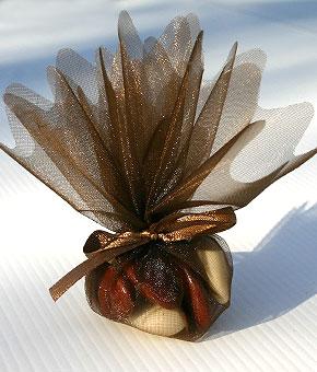 Pochon Dragées Chocolat