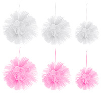 Boules Tulle Taille Assortie x 3
